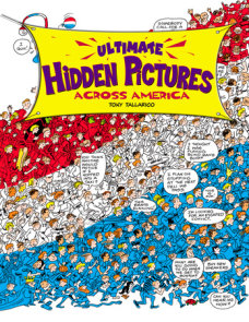 Ultimate Hidden Pictures