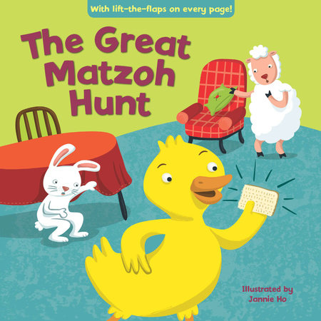 The Great Matzoh Hunt by