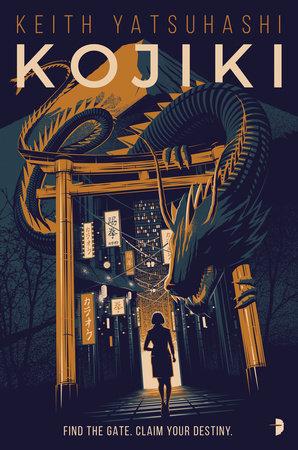 Kojiki by Keith Yatsuhashi