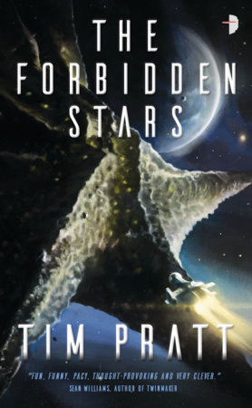 The Forbidden Stars by Tim Pratt