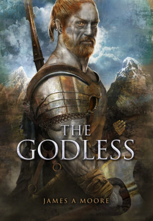 The Godless by James A Moore