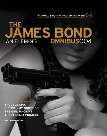 The James Bond Omnibus 004 by Ian Fleming