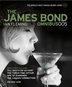 The James Bond Omnibus 005