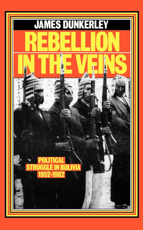 Rebellion in the Veins by James Dunkerley
