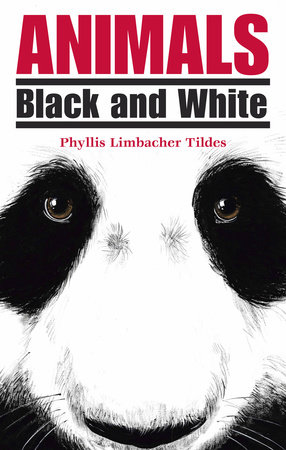 Animals Black and White by Phyllis Limbacher Tildes