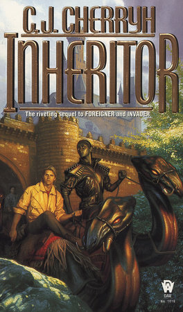 Inheritor by C. J. Cherryh