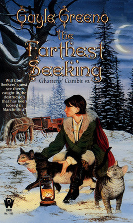 The Farthest Seeking by Gayle Greeno