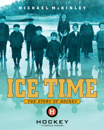 Ice Time by Michael McKinley