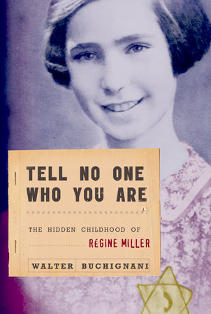 Tell No One Who You Are by Walter Buchignani