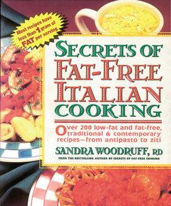 Secrets of Fat-Free Italian Cooking