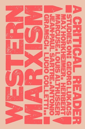 Western Marxism by New Left Review