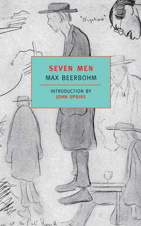 Seven Men by Max Beerbohm