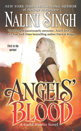 Angels' Blood by Nalini Singh