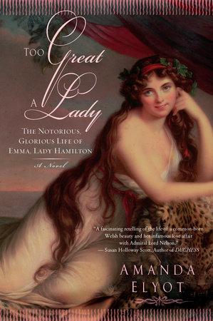 Too Great A Lady by Amanda Elyot