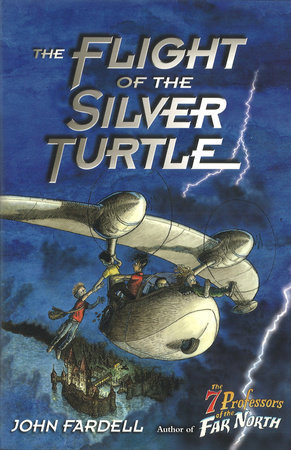 Flight of the Silver Turtle by John Fardell