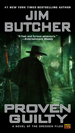 Proven Guilty by Jim Butcher