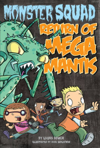 Return of Mega Mantis #2