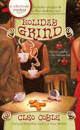 Holiday Grind by Cleo Coyle