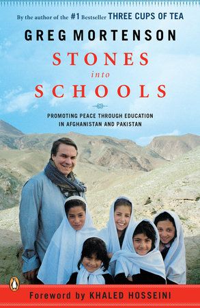 Stones into Schools by Greg Mortenson