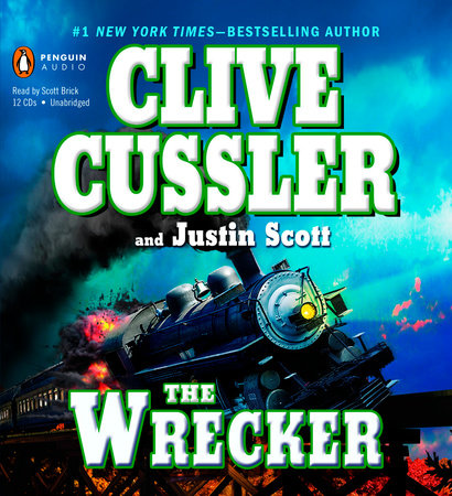 The Wrecker by Clive Cussler and Justin Scott