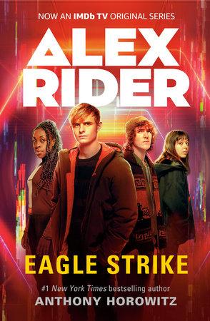 Eagle Strike by Anthony Horowitz