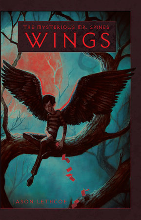 Wings #1 by Jason Lethcoe