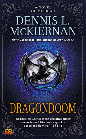 Dragondoom by Dennis L. McKiernan