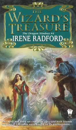 The Wizard's Treasure by Irene Radford