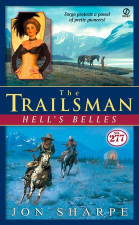 The Trailsman #277 by Jon Sharpe and John Edwards Ames