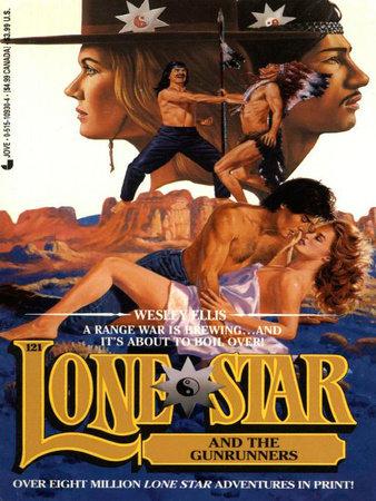 Lone Star 121/gunrunn by Wesley Ellis