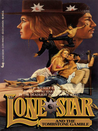 Lone Star 42 by Wesley Ellis