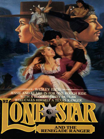 Lone Star 92/renegade by Wesley Ellis