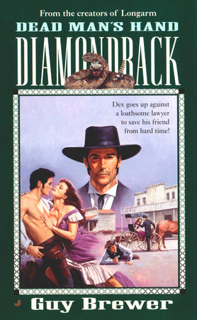 Diamondback 05: Dead Man's Hand by Guy Brewer
