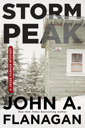 Storm Peak by John A. Flanagan