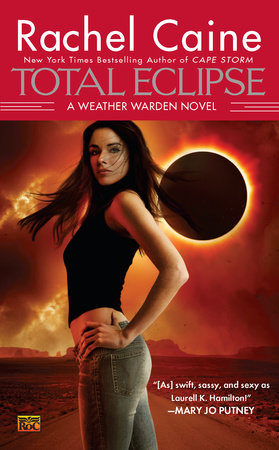 Total Eclipse by Rachel Caine