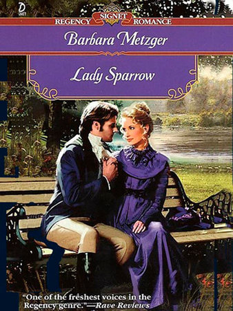 Lady Sparrow by Barbara Metzger