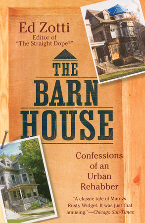 The Barn House by Ed Zotti
