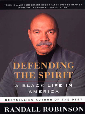 Defending the Spirit by Randall Robinson
