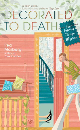 Decorated to Death by Peg Marberg