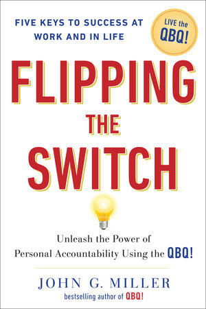 Flipping the Switch... by John G. Miller