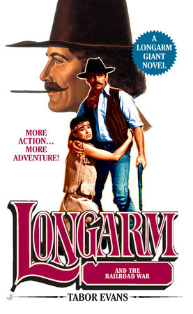 Longarm Giant 29 by Tabor Evans