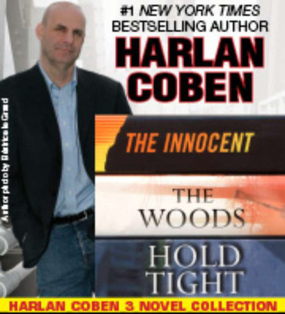 Harlan Coben 3 Novel Collection by Harlan Coben