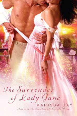 The Surrender of Lady Jane by Marissa Day