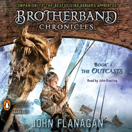 The Outcasts by John Flanagan