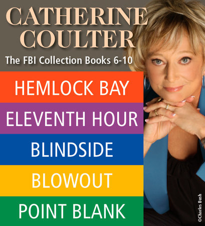 Catherine Coulter THE FBI THRILLERS COLLECTION Books 6-10 by Catherine Coulter