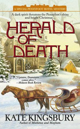 Herald of Death by Kate Kingsbury