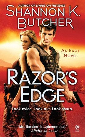 Razor's Edge by Shannon K. Butcher