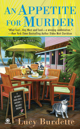 An Appetite for Murder by Lucy Burdette