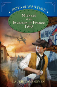Michael at the Invasion of France, 1943