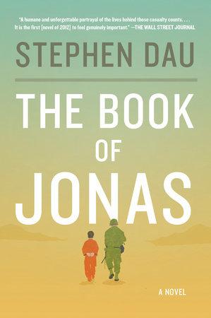 The Book of Jonas by Stephen Dau